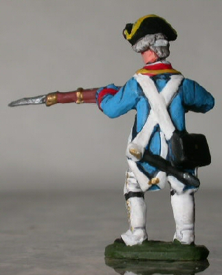 28mm Spanish in the American Revolution